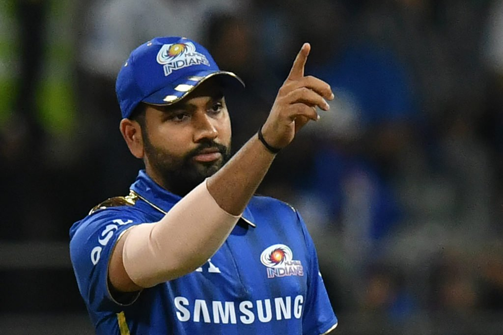 Rohit Sharma's captaincy came in for plenty of praise