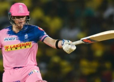 Smith replaces Rahane as Rajasthan Royals captain