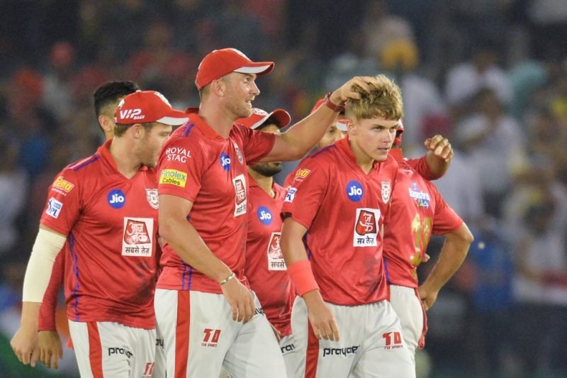 Sam Curran was the most expensive player in the last IPL auction