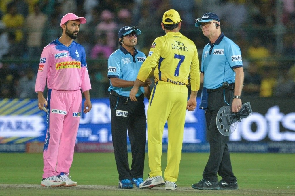 IPL 2019 daily brief: A hundred and a first for Dhoni