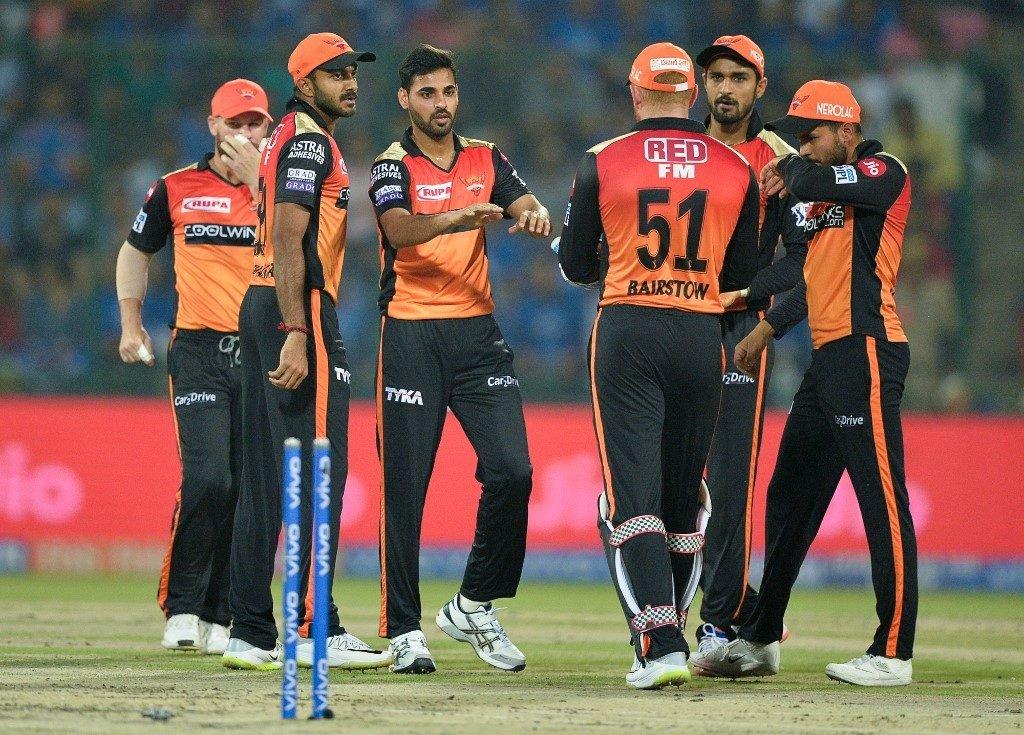 Plenty of catches have been dropped off Bhuvneshwar Kumar this season