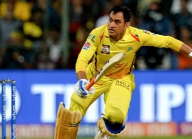 Refusing singles, smashing sixes – the what-ifs of a Dhoni masterclass