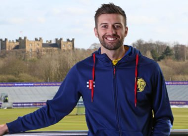 Mark Wood backs Durham's 'gutsy' Cameron Bancroft captaincy call