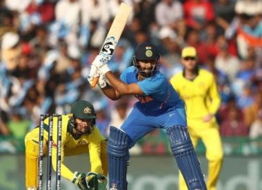 Rishabh Pant misses out on India squad for World Cup