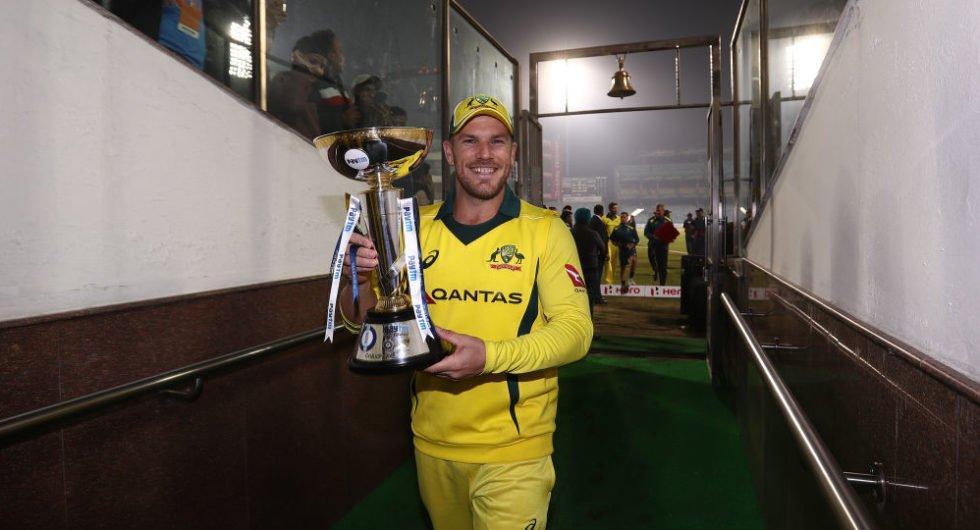 Aaron Finch Australia Pakistan