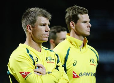 Steve Smith, David Warner in Australia World Cup squad