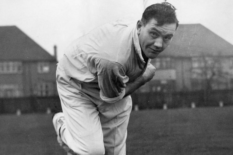 Bedser's chief pride was his bowling action, the culmination of a methodical yet rhythmical run-up of no more than six full strides