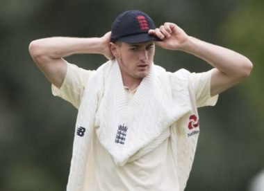 George Garton 2.0: The lethal left-armer looking for all-round status
