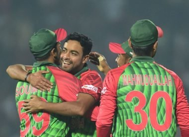 Uncapped Abu Jayed in Bangladesh World Cup squad
