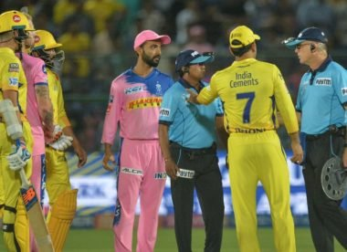 'He wanted clarity' – Fleming explains Dhoni's last-over outburst