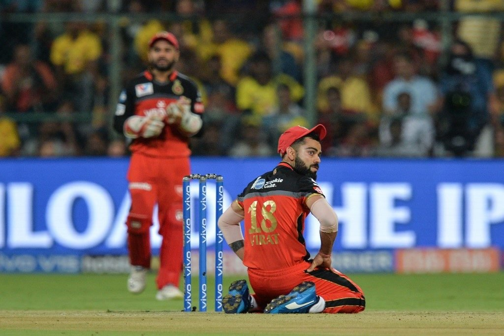 Things looked bleak for RCB for a while