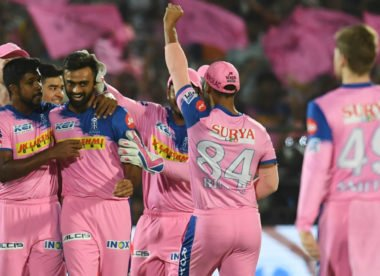 IPL 2019 daily brief: Rajasthan make merry as Hyderabad's middle-order flops again