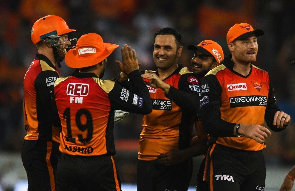 Hyderabad ace Mohammad Nabi has starred in his two IPL games so far this season
