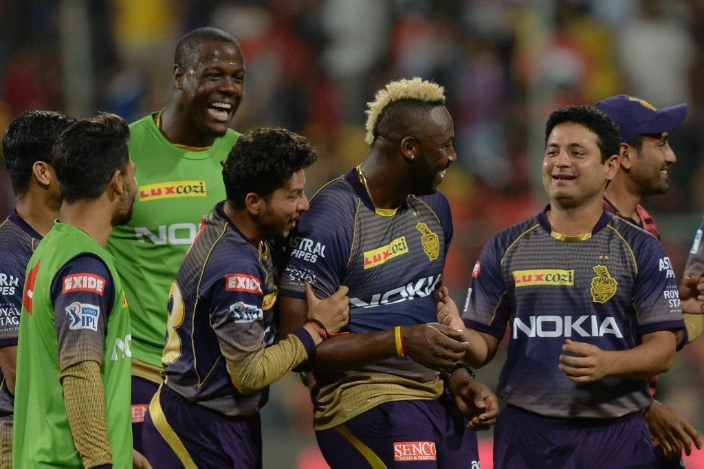 Andre Russell is changing notions about the game