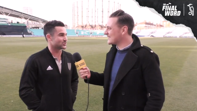 The Final Word: Dean Elgar on his SA captaincy hopes and representing Surrey