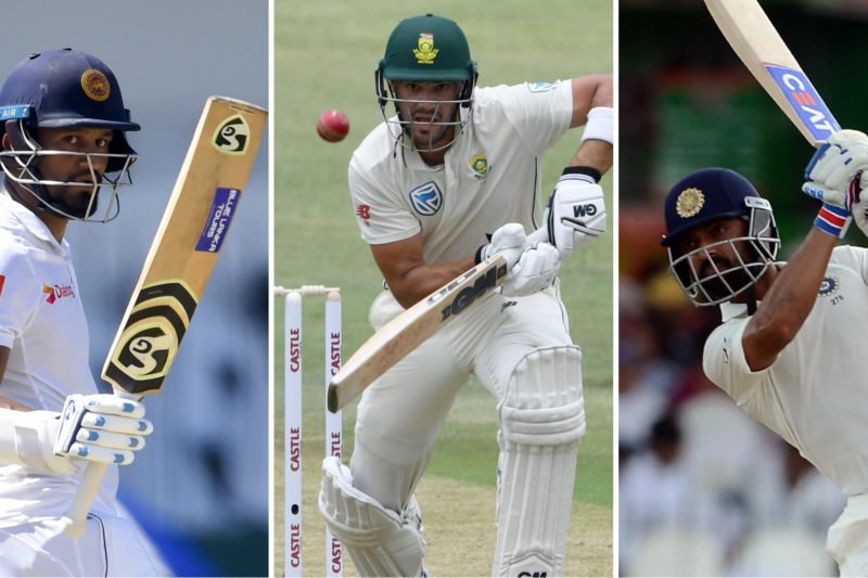 Hampshire has turned to Ajinkya Rahane after both of Dimuth Karunaratne and Aiden Markram were named in their country's World Cup squad