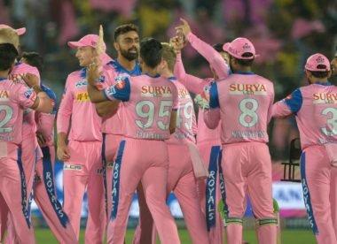 CricViz Analysis: What's going wrong at Rajasthan?