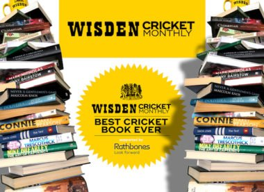 How do you judge the greatest cricket book ever written?