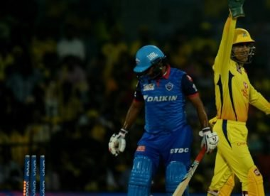 IPL 2019 daily brief: Chennai on top again after another batting collapse from Delhi