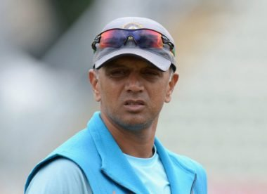 Exclusive: 'Not easy always being on trial' – Rahul Dravid on India's young talent
