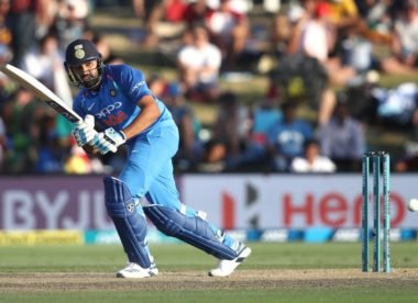 'What works for me works for me ... I'm going to stick to my plans' – Rohit