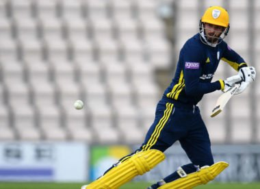 Could James Vince play RL One-Day Cup Final if he makes England's CWC squad?