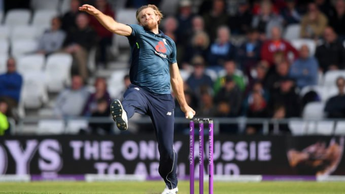 Should David Willey be recalled to the England T20I set-up?