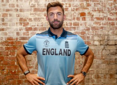 WIN! England's Cricket World Cup kit