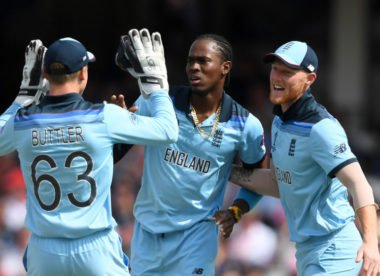 Jofra Archer's spell for the ages sends caution to the wind