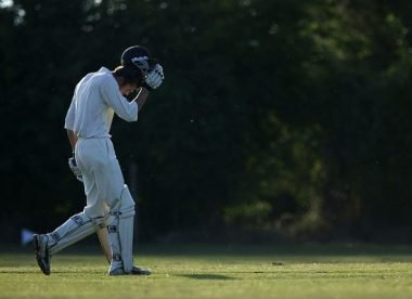 Sledging backfires as Australian club cricketer dislocates jaw