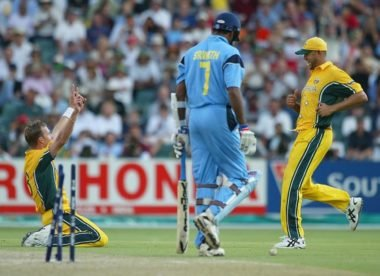 My favourite Cricket World Cup game: Australia v India, Final, 2003