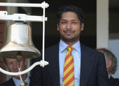 Kumar Sangakkara set to become first non-British MCC President