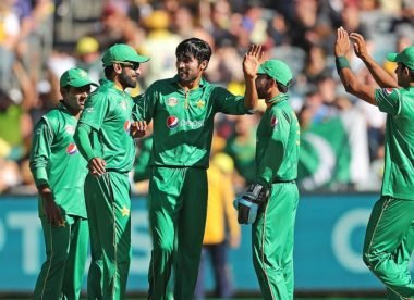 Wahab Riaz & Mohammad Amir named in Pakistan's World Cup squad