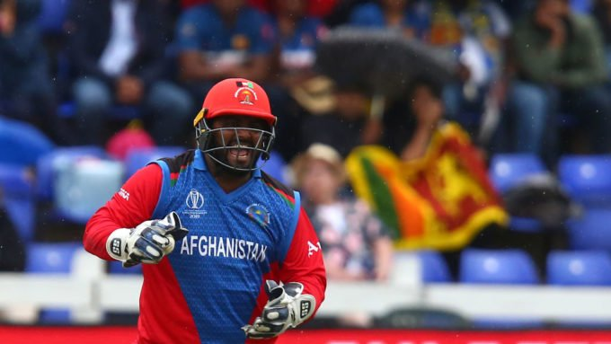 Mohammad Shahzad's contract suspended indefinitely by ACB