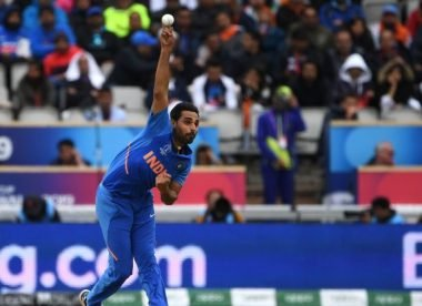 Bhuvneshwar Kumar out of West Indies ODIs, Shardul Thakur called up