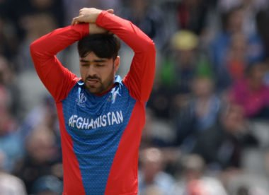 'People forget 10 good days and remember one bad day' – Rashid Khan