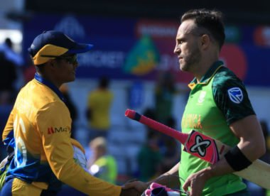 Faf du Plessis admits to 'hollow' feeling after consolation win