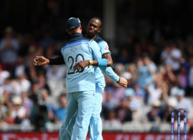 Cricket World Cup 2019: team of the week – week two