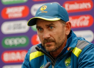 Justin Langer: Don't mistake Australia's adaptability for weakness