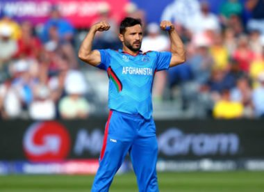 Naib wants Afghanistan to focus on playing cricket, not the opposition