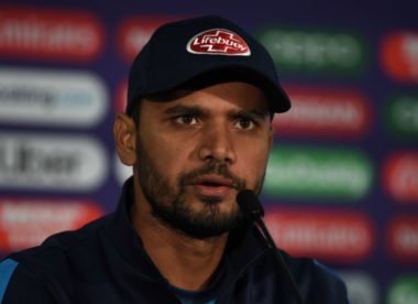 'Winning matches more important than respect' – Mortaza