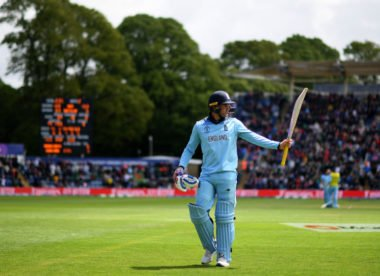 'Intimidating' Jason Roy takes plaudits as England set new benchmarks