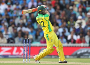 'Runs Aren't Far Away' - Maxwell hoping to fire at the business end of World Cup