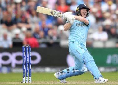 Records fall as Eoin Morgan leads assault on Afghanistan bowlers