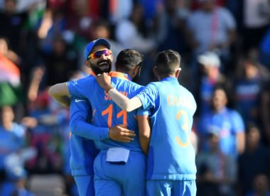 Virat Kohli: Backs-to-the wall win shows India have real heart