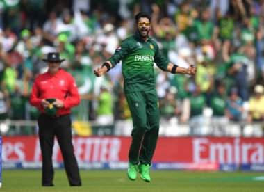 Imad Wasim: Gulbadin Naib 'the only bowler to target'