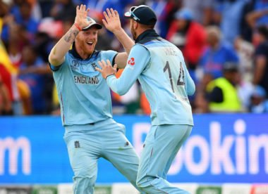 England defeat India to keep semi-final hopes alive
