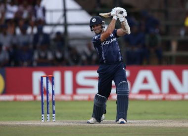Kyle Coetzer awarded MBE for services to cricket