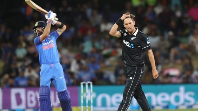 India v New Zealand - the best combined XI