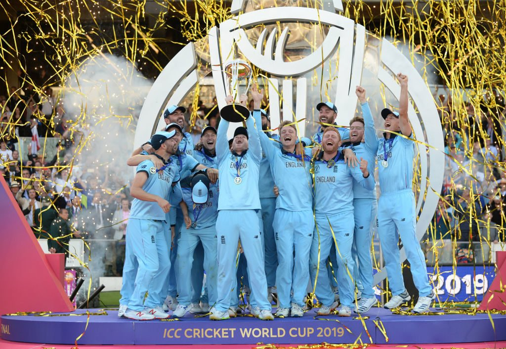 I've never seen county cricketers celebrating an England victory like that – deep down we're all still fans.